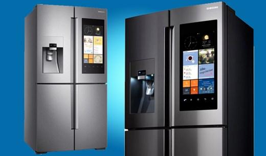 Win a Samsung Family Hub Smart Freestanding Fridge Freezer