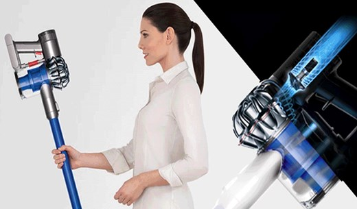 Reviewers needed for the Dyson V6 Total Clean