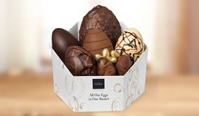 Easter Special: Win 1 of 2 Hotel Chocolat All Our Eggs In One Basket hampers