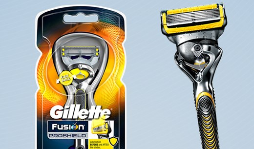 Reviewers needed for the Gillette Fusion Proshield Razors