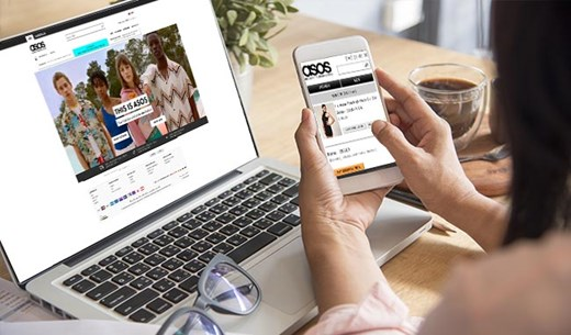 Win a £2,500 online shopping spree at ASOS