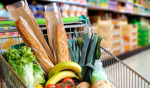 Win £2,500 to spend in a supermarket of your choice