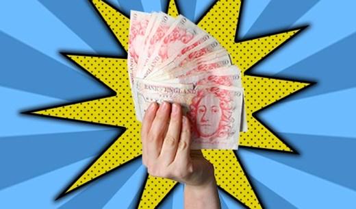 Win £2,500 cash