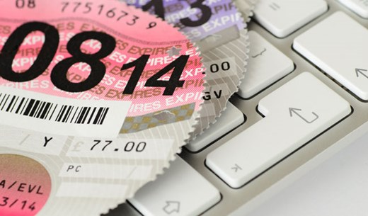 Win car tax for two vehicles