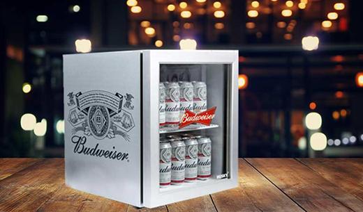 Test and keep a Budweiser Drinks Cooler