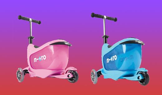 Win a Mini 2Go Scooter