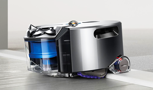 Test and keep a Dyson 360 Eye Robot Vacuum Cleaner