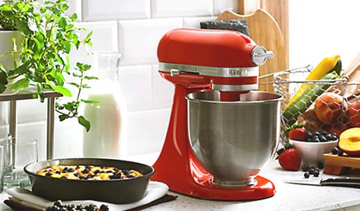 Win a KitchenAid Artisan Stand Mixer