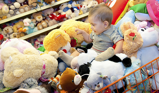 Win £500 to spend at Hamleys Toy Store