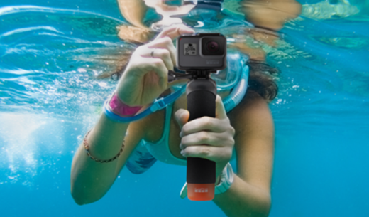 Review and keep the new GoPro Hero6 Black