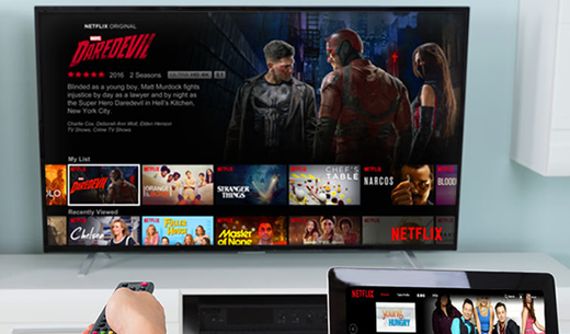 Review a Netflix Premium subscription for a year