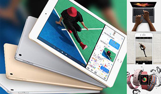 Win £2,000 to spend on Apple gadgets