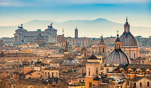 Win a family holiday to Rome