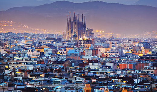 Win a family holiday to Barcelona