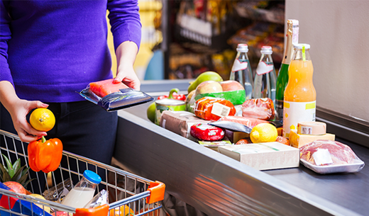 Win £2,000 to spend in a supermarket of your choice