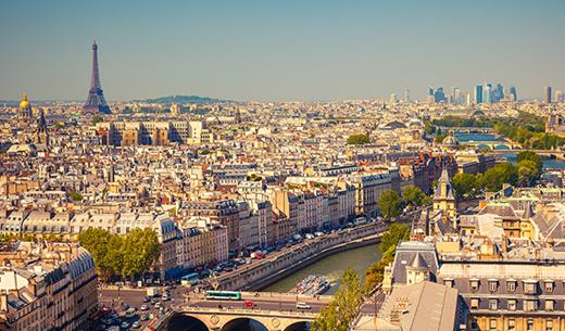 Win a Spring break to Paris