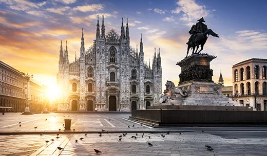 Win a Spring break to Milan