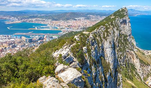 Win a Spring break to Gibraltar