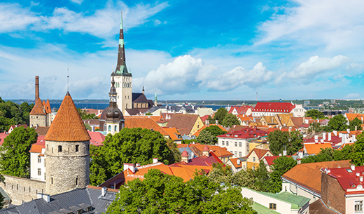 Win a Spring break to Tallinn