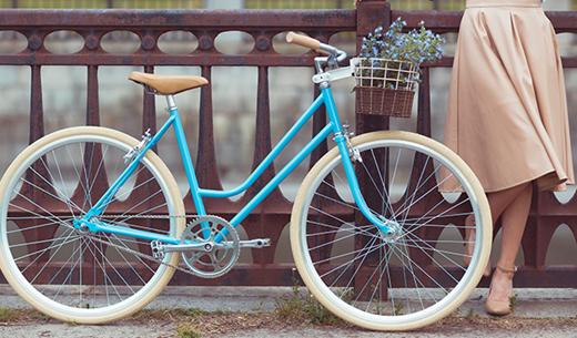 Test and keep a Kingston Hampton Traditional Ladies Bike