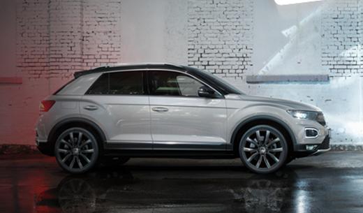 Win a Volkswagen T-Roc
