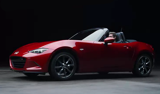 Win a Mazda MX-5 Convertible