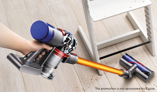 Win a Dyson V8 Absolute