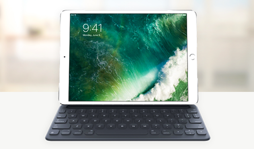 Win the new iPad Pro 10.5'