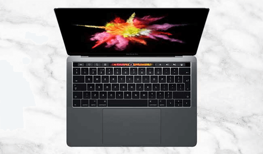 Win the new MacBook Pro with Touch Bar