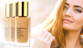 Test and keep the new Estée Lauder Double Wear Nude Water Foundation