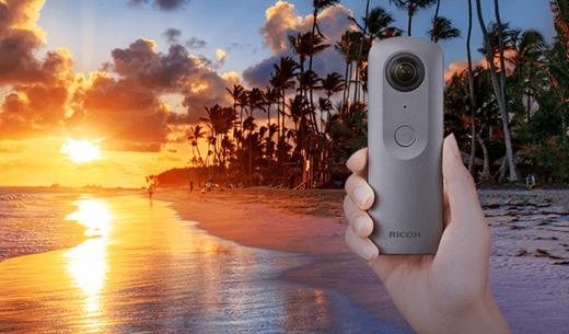 Product tester needed for Ricoh Theta V 360 Degree Spherical camera