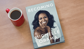 Book reviewer needed - BECOMING by Michelle Obama
