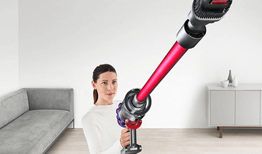 Test and keep the new Dyson Cyclone V10 Total Clean