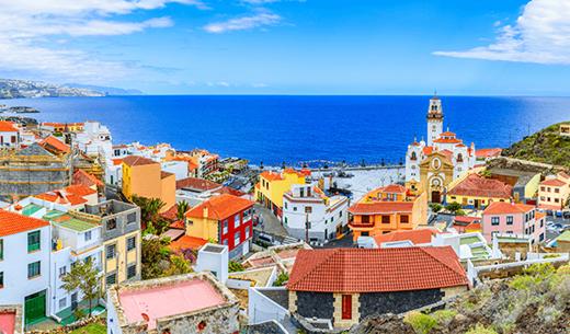 Win a 7-night break to Tenerife