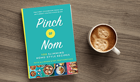 Book reviewers needed: 'Pinch of Nom' by Kay Featherstone