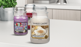 Test and review a Yankee Candle set