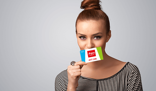 Win £500 worth of Argos gift cards