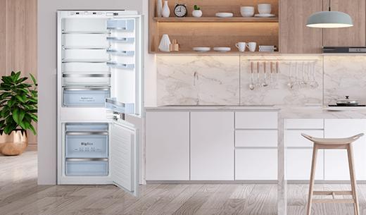 Win a Bosch modern-style integrated fridge freezer