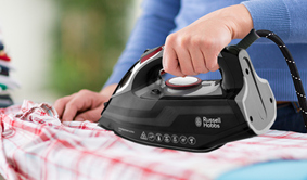3-day only – Top rated Russell Hobbs Powersteam Ultra iron to be won