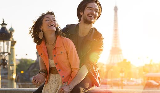 Win a mini spring break to Paris