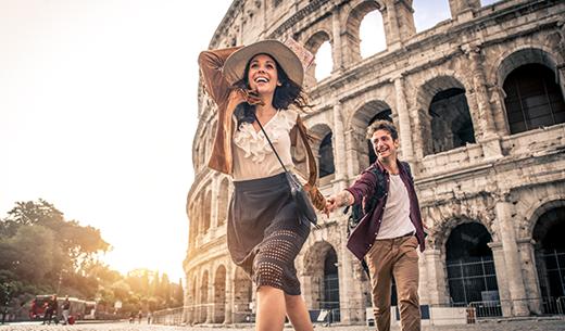 Win a mini spring break to Rome