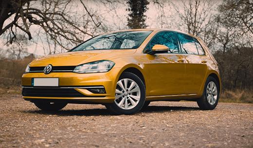 Win a Volkswagen Golf SE TSI Evo 5-door