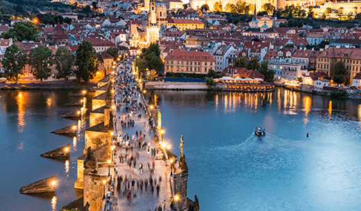 Win a mini spring break to beautiful Prague