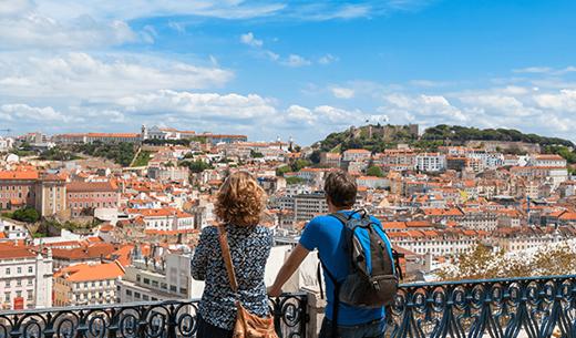 Win a spring break to Lisbon