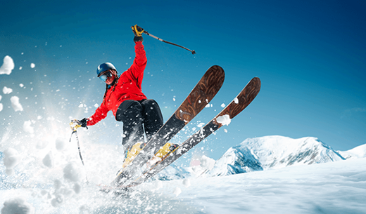 Win £400 to spend on this year's skiing essentials at Sports Direct