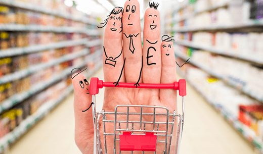Win £5,000 to Spend at Supermarket of your Choice