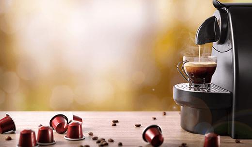 Review the CitiZ Chrome Nespresso Machine