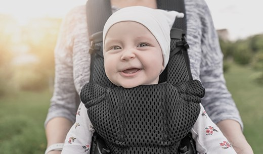 Win a Baby Bjorn Baby Carrier