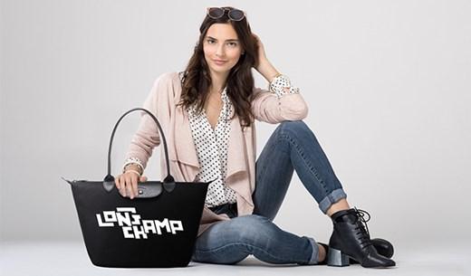 Win a Longchamp Tote Bag