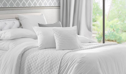 Win Luxury Bedding from The White Company